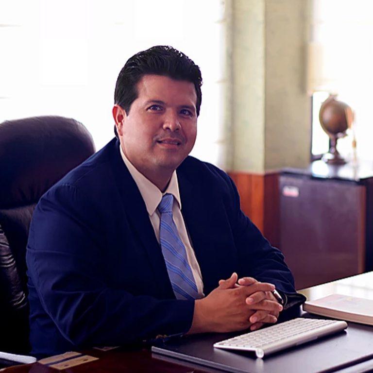 David Gavilanes Director General del Centro Educativo Naciones Unidas